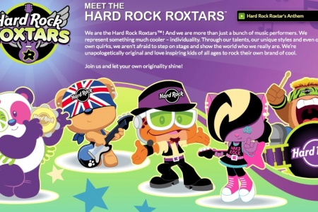 Hard Rock Hotels are Ready to Rock Your Kids' Worlds