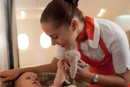 This Airline Will Offer You a Nanny Onboard