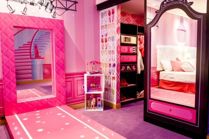 How Far Would You Travel To Stay In A Barbie Hotel Room