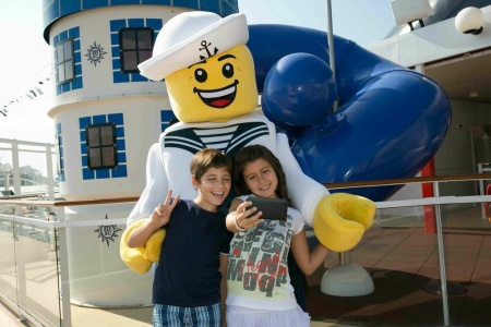And Now, There's a Cruise Ship for the LEGO Nerd In Your Family