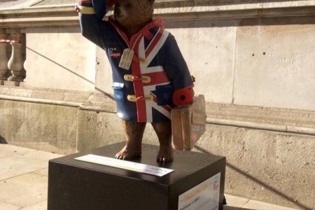 Follow The Paddington Trail in London This Holiday Season