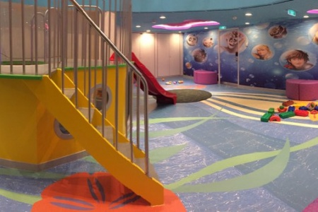 SNEAK PEEK: A Look at the Kids' Areas Onboard Royal Caribbean's Quantum of the Seas
