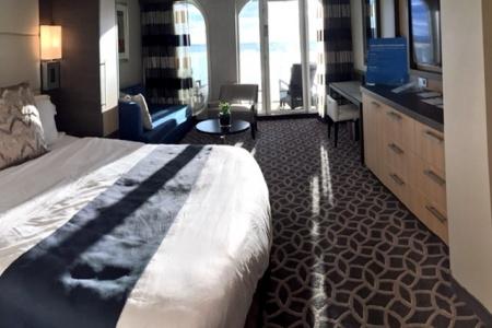 SNEAK PEEK: Inside a Family Junior Suite On Board Royal Caribbean's Quantum of The Seas