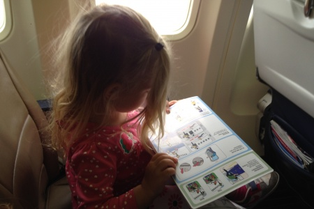 10 Tricks + Tips for Staying Sane While Traveling With Kids