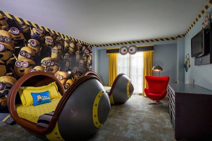 10 Hotel Rooms For Kids That Will Make You The Coolest Parent Ever If You Bo