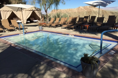 The Coolest Pool in Palm Springs…For Little Ones