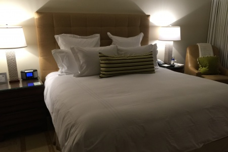 Inside a Guest Room at The Ritz-Carlton Rancho Mirage