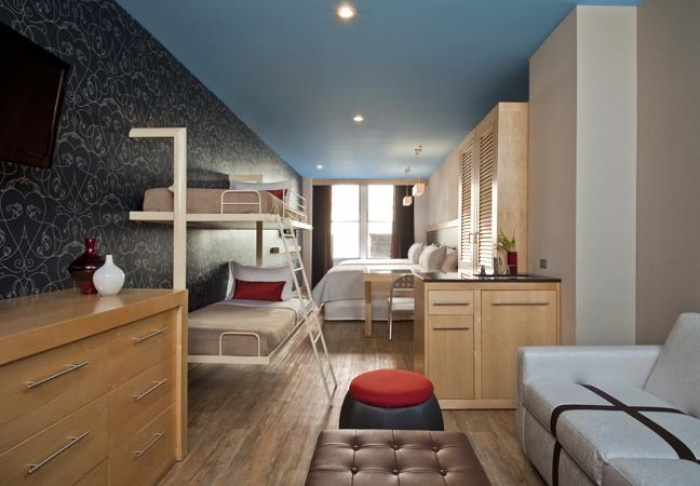 5 hotels with bunk beds your kids will actually want to sleep in trips and giggles for 2 bedroom suite in new york city