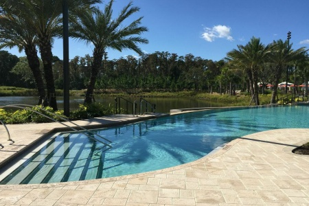 The Pools and Other Activities at The Four Seasons Orlando at Walt Disney World