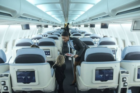 On La Compagnie, Babies Can Fly Business Class Too