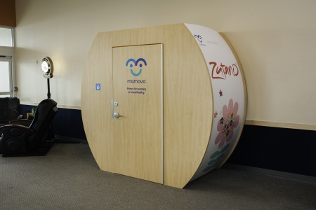 What the World's Airports Need Now Are More Mamava Stations