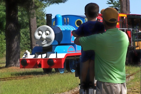Calling All Friends of Thomas: Thomas Land to Open Tomorrow in Massachusetts