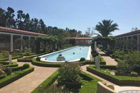 Trips + Giggles Favorite Places: The Getty Villa