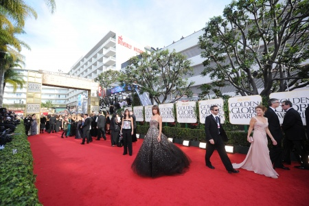Fun Facts: What Goes on at The Beverly Hilton During The Golden Globes