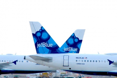 JetBlue Gets That Babies on a Plane Need Love Too