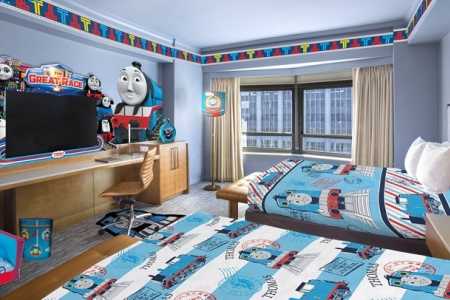 There's Another New Themed Hotel Room To Geek Out Over