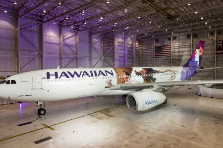 Hawaiian Airlines is Going All Out for Disney's Newest Princess, Moana