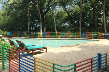 Inside the Estupendo Kids Club at the Four Seasons Costa Rica at Peninsula Papagayo