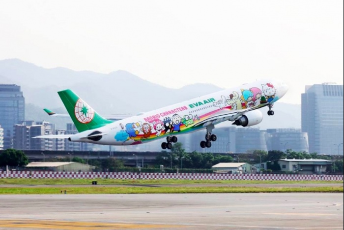 OMG. Thereu0027s a Hello Kitty Airplane That You Can Fly On and Hereu0027s