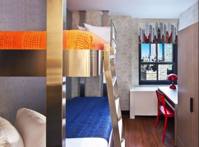 Parents Rejoice Here Are 5 Hotels In Nyc With Bunk Beds Trips And