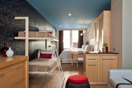 Parents Rejoice! Here are 5 Hotels in NYC With Bunk Beds