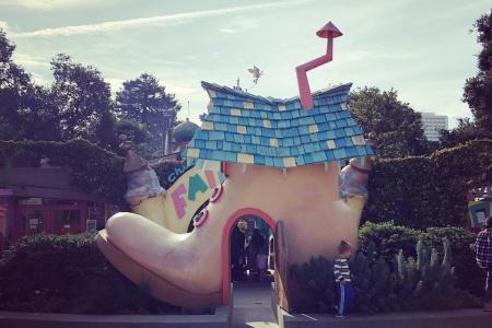 Trips + Giggles Favorite Places: Children's Fairyland in Oakland