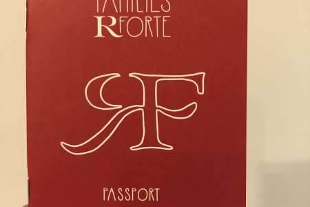 What's Inside the Red Passport for Kids at Rocco Forte Hotels?
