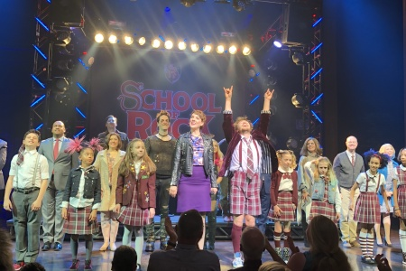 Why School of Rock is a Great First Broadway Show For Kids (But Hurry!)
