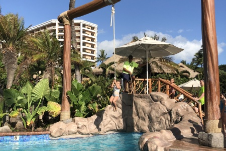 Why The Pool at The Grand Wailea is Still The Best Resort Pool