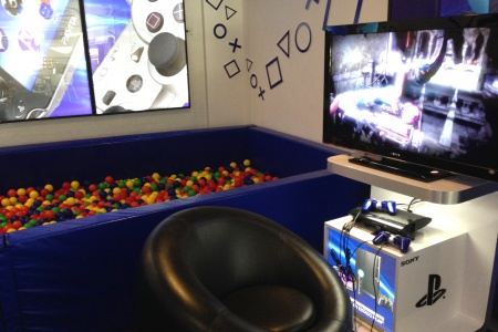 Kids Will Go Crazy in Cabo…For The Ball Pit at The Airport