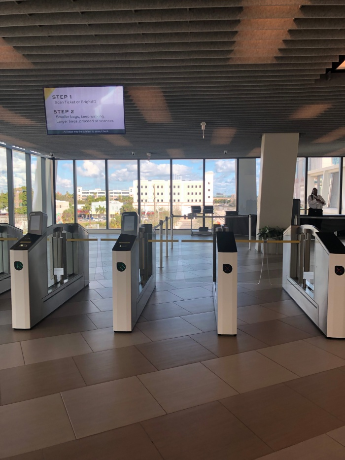 What It's Like Riding The Brightline Train in South Florida | Trips