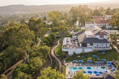 For Parents Only: The El Encanto in Santa Barbara